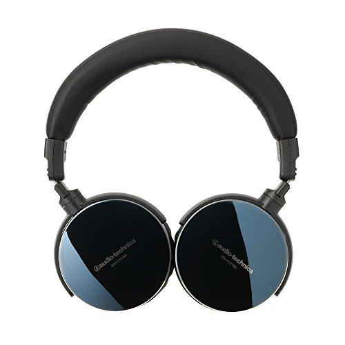 Audio-Technica ATH-ES770H Audiophile On-Ear Headphones, Blue