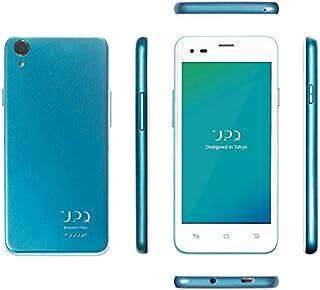UPQ Phone A01X-WB(ホワイトBG) SIMフリ- LTE対応 16GB