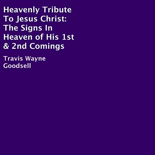 Heavenly Tribute to Jesus Christ audiobook cover art