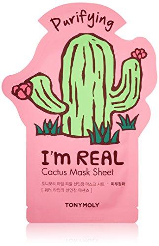 TonyMoly I'm Real Cactus Sheet Mask