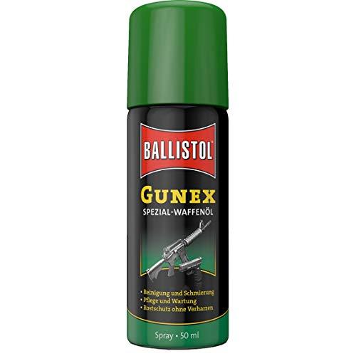 Ballistol Waffenpflege Gunex Waffenöl Spray, 50 ml, 22150