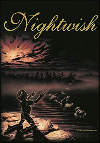 nightwish wishmaster POSTERFLAGGE