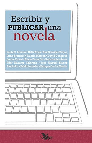 Escribir y publicar una novela