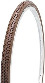 シンコー(shinko) DEMING 自転車タイヤ WO SR078 ブラウン/ブラウン 24×1 3/8 24インチ 65018 SR078