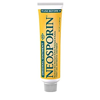Neosporin First Aid Antibiotic Ointment 1-Ounce  300810730877