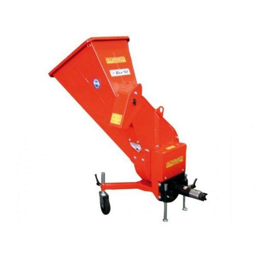 Triturador caravaggi Bio 90m-Toma de Fuerza para motocultor-diámetro 7cm