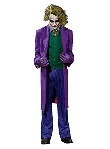 Costumes pour toutes les occasions RU56215XL Joker Grand Heritage adultes XLA