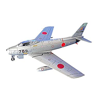 Almencla 1:100 Scale Plane 17F-86F Bomber Airplane Collectables Kids Toys