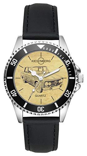 KIESENBERG Uhr - Geschenke für Alfa Romeo Giulia Nuova Oldtimer Fan L-4022