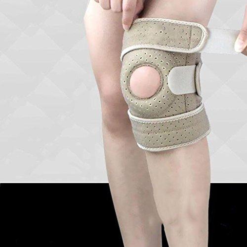 XY&CF Kneepad Übung Dünne Atmungsaktive Sommer schützende Knieschützer Feder Protektor Beine