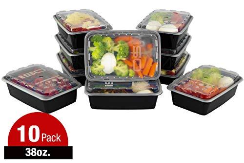 Isolator Fitness Isobag 1125 ml Mahlzeiten Behälter - 10 Stück