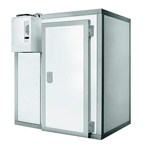 Chambre Froide Négative avec Groupe - Hauteur 2500 mm - Combisteel - 2300 x 3500