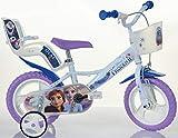 Cicli Puzone Bici 12 Frozen Dino Bikes Art. 124RL-FZ3 Modello Nuovo