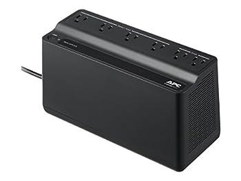 APC UPS 425VA UPS Battery Backup Surge Protector BE425M Backup Battery Power Supply Back-UPS Series