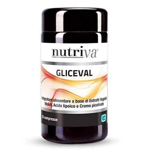 NUTRIVA GLICEVAL 30 CPR