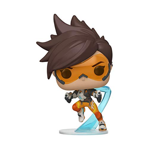 Funko 44222 POP Overwatch-Tracer Brier 1 Collectible Figure, Multicolour
