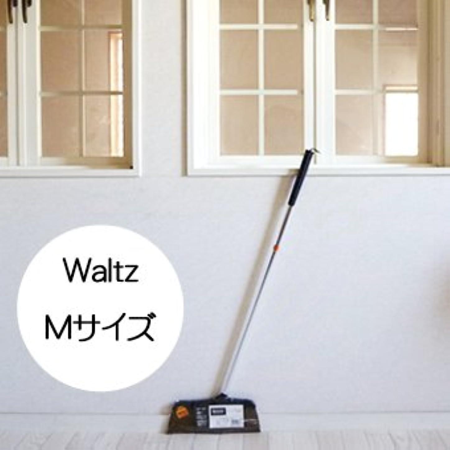 重荷ストリームどういたしましてWALTZ ワルツほうき M│美容師さんが選ぶホーキ!軽くて掃きやすい?