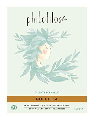 Phitofilos Henne Nocciola - Castano + Trattamento Yumi Incluso