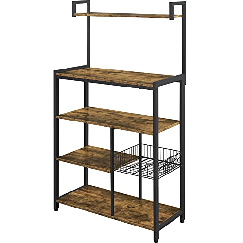 Kitchen Baker's Rack with Storage Shelves Only $76.49 Shipped