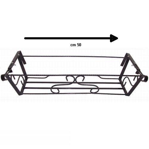 Balconiera regolabile 50cm.