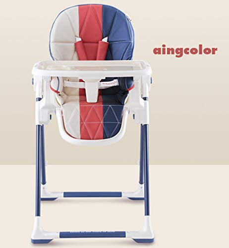 Best Price Baby Highchairs with 7 Different Heights and Adjustable Seat with 3 Different Positions -...