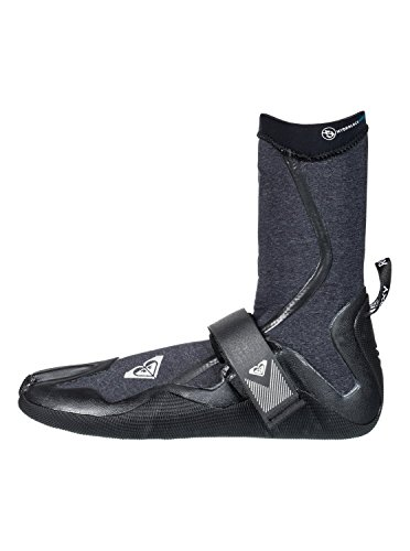 Roxy Performance 3MM Split Toe Wetsuit Boot Boots Zwart met thermische isolatie - Thermal Warm Heat Layer Layers