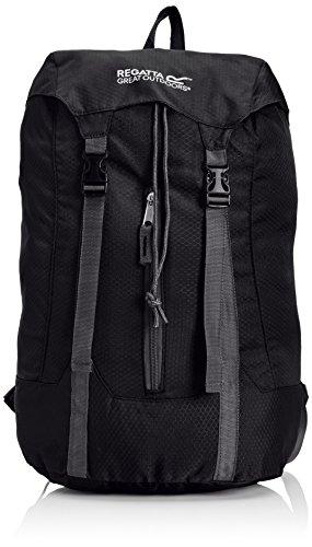 Regatta Easypack Packaway Rucksack - Black, 25 Litre