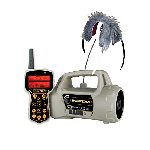 FOXPRO HammerJack American Made Electronic Predator Call