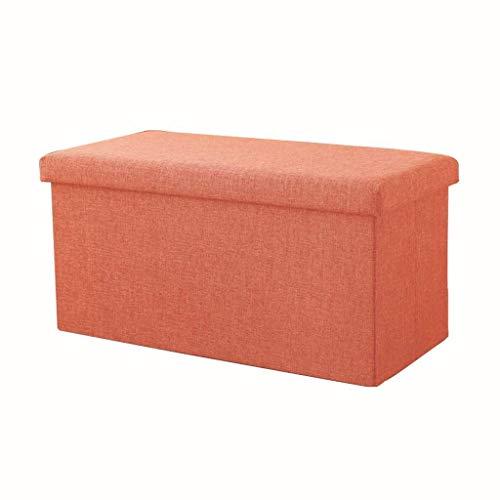 ZXY-NAN Storage tand-up Storage Shelf Stool Can sit Folding Newspaper Racks Change Shoe Bench Cloth Storage Stool Change Shoe Bench (Color : D1) Storage Chests Furniture