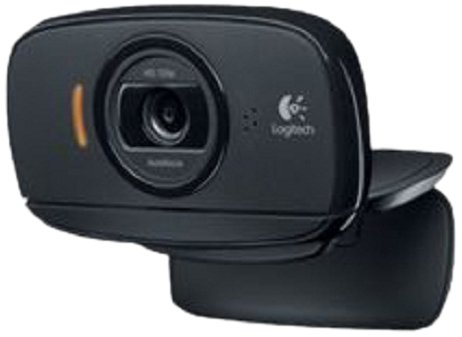 Logitech C525 Webcam (USB 2.0) 960-000714