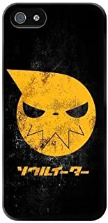 Soul Eater Japan Anime Symbol Glossy Phone Case for iPhone 5/5S/SE