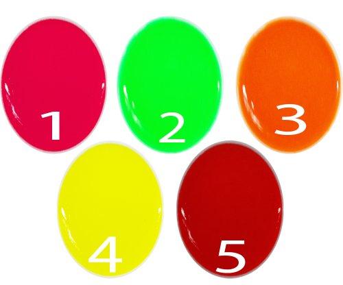 Magic Items Fluo Gels Nail Art Veuillez Sélectionner une couleur