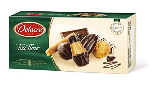 Delacre Tea Time 200 g Packung, 4er Pack (4 x 200 g)