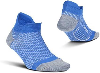 Feetures Plantar Fasciitis Cushion No Show Tab Sock Medium True Blue product image