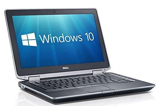 Dell Latitude E6330 13.3' LED Core i3-2350M 8GB 120GB SSD WebCam HDMI WiFi Windows 10 Professional 64-bit (Renewed)