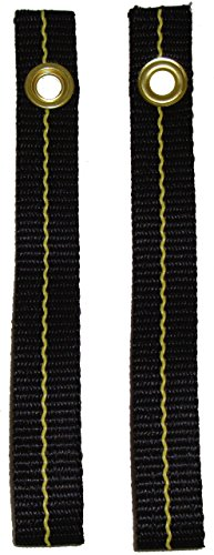 Cajun Tie Downs - Hood Loop Anchor Straps - Made in USA