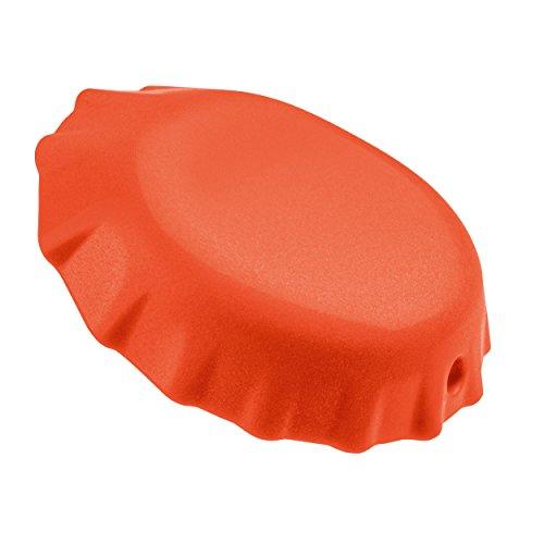 Koziol 3721633 Décapsuleur Plopp Fushia, Plastique, Fuchsia, 6,5x5,7x0,4 cm