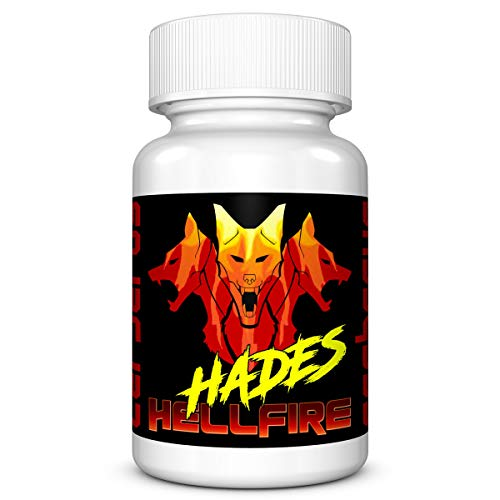CERBERUS STRENGTH Hellfire Hades Smelling Salts