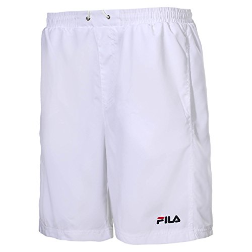 Fila - Tennis-Shorts für Herren in white