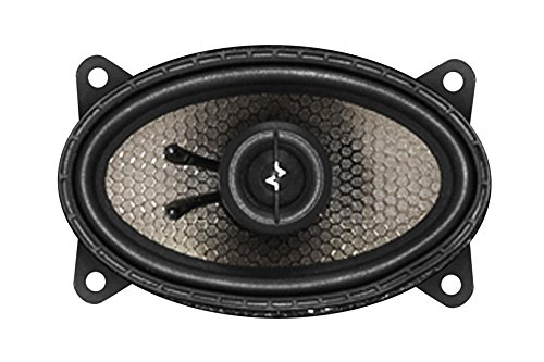Earthquake Sound F-4x6 300W 2-Way Focus Series Coaxial Speakers, PAIR