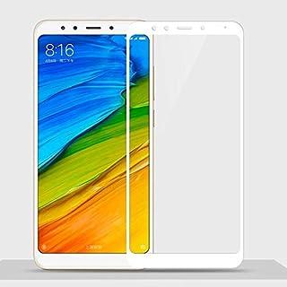 Flexible Nano Glass Full Protection Screen Protector for Xiaomi Redmi 5 Plus - White