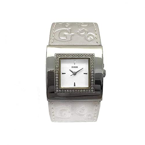 Guess Quartz Horloge met RVS Band 80335L1