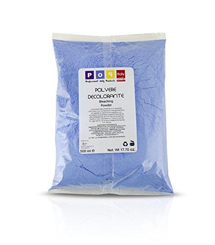 Pop Italy - Polvo decolorante para el cabello - Bolsa de 500 gr Blu