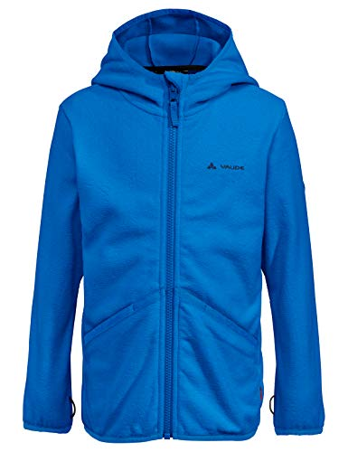 Vaude Kinder Jacke Kids Pulex Hooded Jacket, radiate Blue, 158/164, 41857