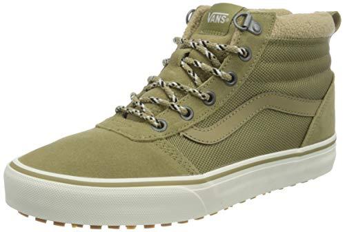 Vans Ward Hi MTE, Sneaker Mujer, Kelp al Aire Libre, 37 EU