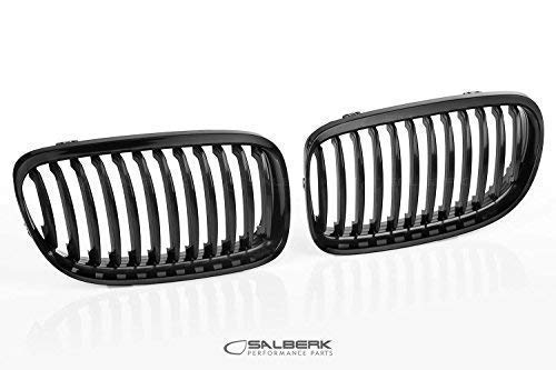 SALBERK original Performance 9002 - Schwarze Nieren glänzend
