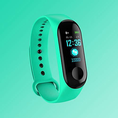 Oyznsb Watch Smart Watches Smartwatch Für Damen Damen Damen Mädchen Ticwatch Sports Sport Fitness Tracker, Mint Green