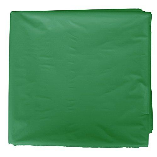 Fixo Kids 72222. Pack de 25 bolsas disfraz, 56 x 70 cm, color verde oscuro