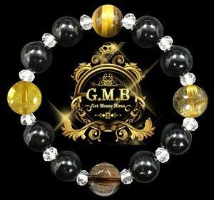 『【公式】G.M.B~Get Money Bless~ 3本セット / SNSでも話題の人気金運グッズ!! ブレス パワーストーン 開運グッズ 金運 開運 財運 勝ち組 お金 お守り パワースポット 運気 幸運 開運アイテム 金運アイテム』の3枚目の画像