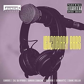 Legendary Bars (feat. Canibus, Cal da Hybrid, Rich Krk, Dromahtyz & Shane Dollar)